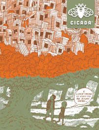 CICADA Magazine for Teens ages 14+