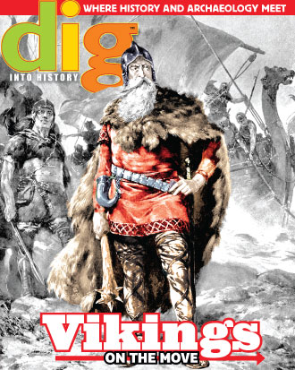 DIG Magazine for Kids ages 9-14