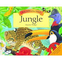 Sounds of the Wild Jungle Pop-Up Book