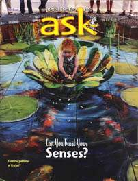 ASK Magazine for Kids ages 6-9