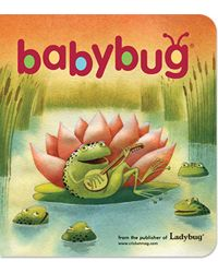 BABYBUG Magazine for Babies 6mo-3yrs
