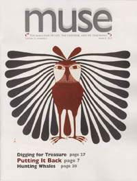 MUSE Magazine for Kids ages 9-14