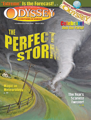 ODYSSEY Magazine for Kids ages 9-14
