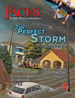 FACES Magazine for Kids ages 9-14