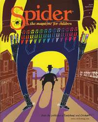 SPIDER Magazine for Kids ages 6-9